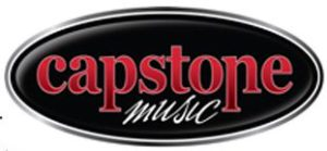 Capstone Music Lessons marketing logo